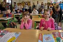 Zahájení školního roku ve Fakultní základní škole Tererovo náměstí 1.