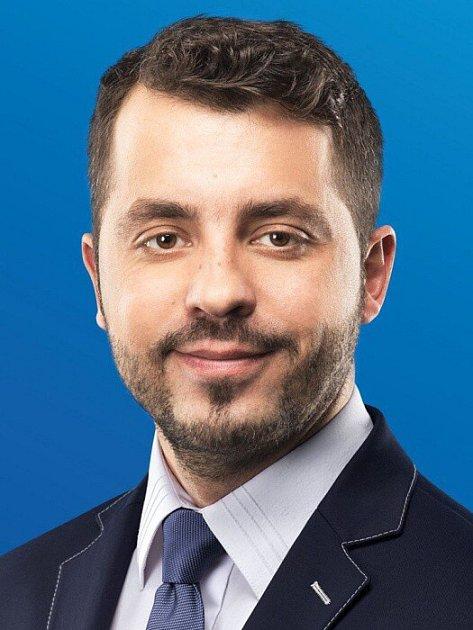 ODS / Zácha Michal, 39, živnostník, předseda kontrolního výboru zastupitelstva města, Přerov