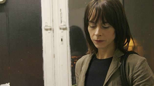 Kate Dickie v hlavní roli filmu Red Road.