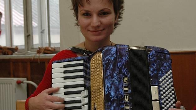 Ludmila Juránková ze Šumperka.