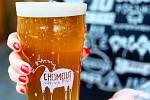 Pivovar Chomout.