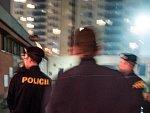 """Mladý muž hrozil policistům, že je """"roztrhne"""". Pak dal jednomu pěstí"""