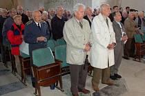Setkání bývalých příslušníků PTP na Libavé