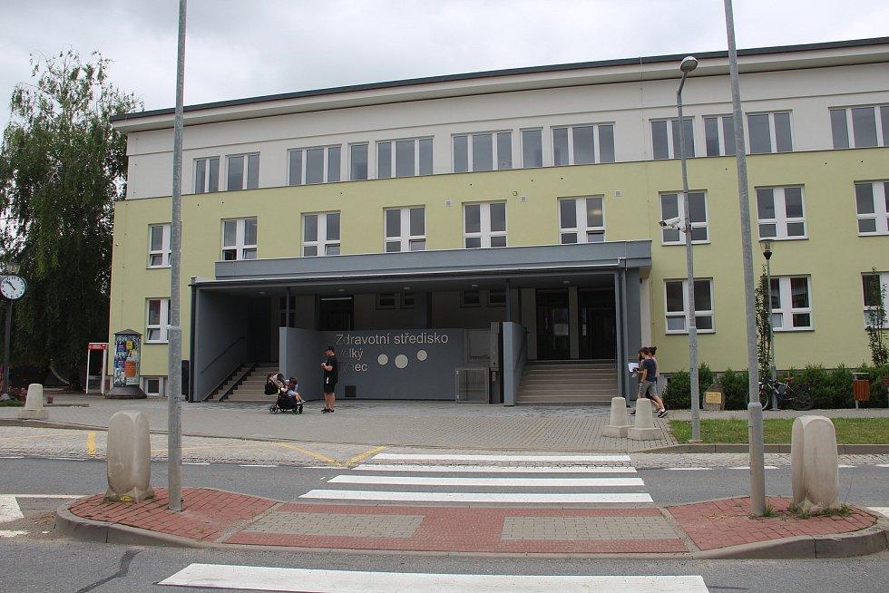 Zdravotní středisko ve Velkém Týnci prošlo rekonstrukcí
