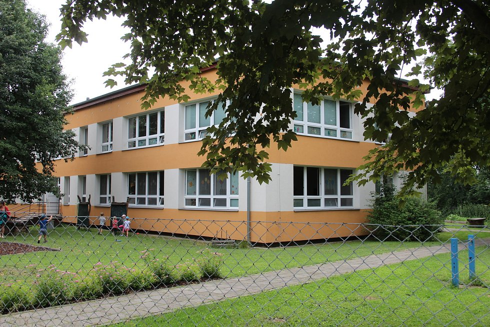 Mateřská škola ve Velkém Týnci