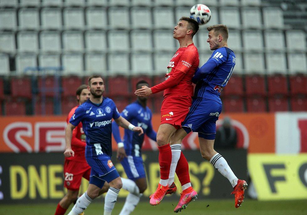 SK Sigma Olomouc - FC Zbrojovka Brno