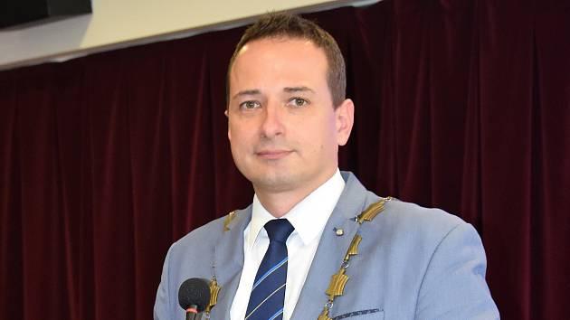 Starosta Šternberka Stanislav Orság