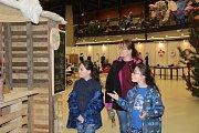 Vánoční trhy na olomouckém výstavišti Flora