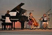 Slavnostní koncert ZUŠ Zábřeh