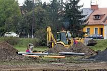 Město staví bruslařům parkoviště