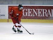 Olomoučtí hokejisté zahájili přípravu na ledové ploše