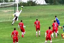 Vyberte gól 10. kola - Tomáš Matušík (Želatovice)