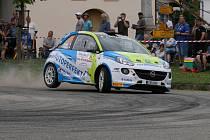 Třetí závod sprinterského seriálu a Poháru P2+ Rally Pačejov 2019.