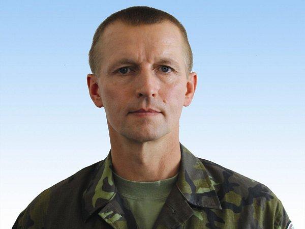 Mojmír Jančík, velitel Centra CIMIC/PSYOPS