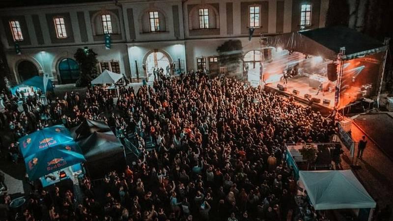 Studentský majáles UP Olomouc, rok 2019.