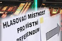 Referendum o hazardu. Ilustrační koláž