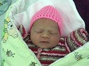 Anna Macková, Červená Voda, narozena 9. července, váha 2715 g