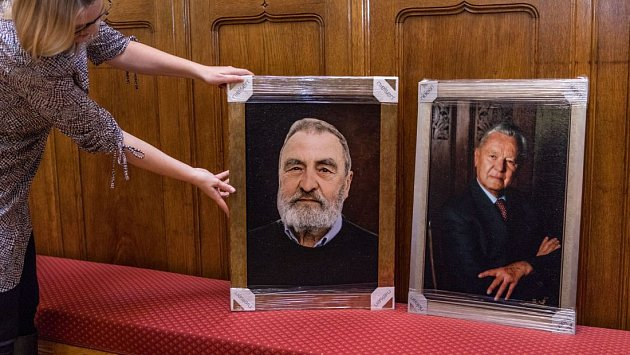 Olomoucká radnice připravuje galerii portrétů primátorů