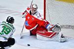 Hokejisté Mladé Boleslavi proti Olomouci