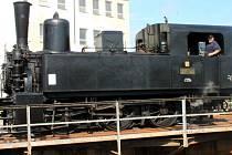 Železniční muzeum v Olomouci