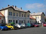 Nádraží ve Šternberku