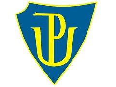 Logo Univerzity Palackého v Olomouci.