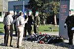 Vzpomínka na bojovníky za svobodu a demokracii