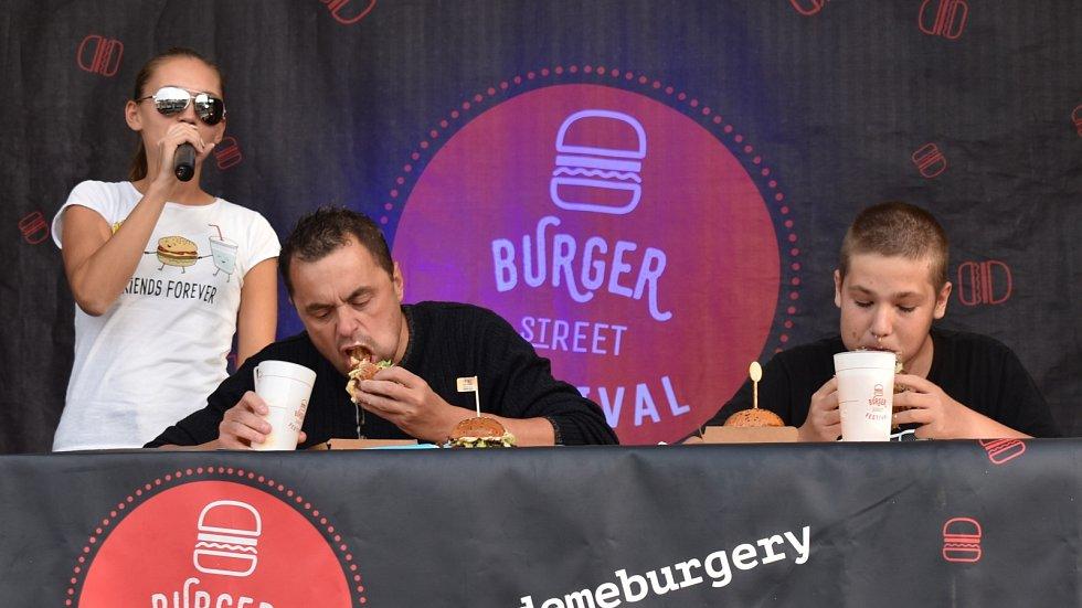 Burger Street Festival v Olomouci 2020