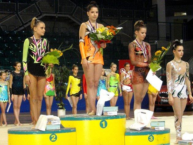 Natálie Zehnalová neměla konkurenci.