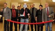 Kabelkový veletrh 2015 ve foyer Moravského divadla v Olomouci