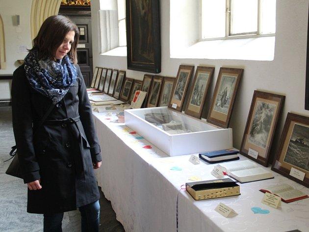 Výstava Bible včera, dnes a zítra v kostele svatého Michala v Olomouci