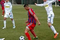 Fotbalisté Sigmy Olomouc si reprezentační pauzu vyplnili přátelským utkáním se slovenskou Senicí, kterou porazili 2:1.