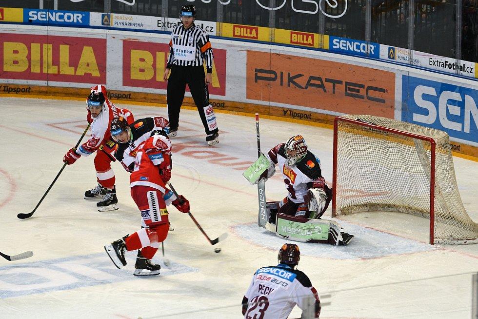 HC Sparta Praha vs. HC Olomouc