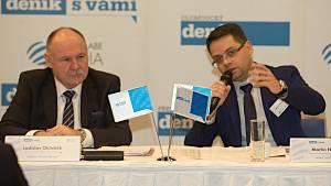 Debata s hejtmanem Olomouckého kraje 2018