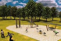 Park pod dómem – kompletní rekonstrukce (0-6 a 6-12 let)
