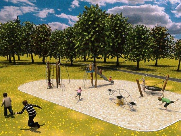 Park pod dómem – kompletní rekonstrukce (0-6a 6-12let)