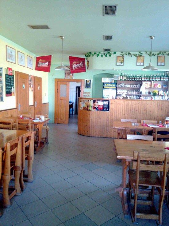 Restaurace Základna Hnojice, Šternberk