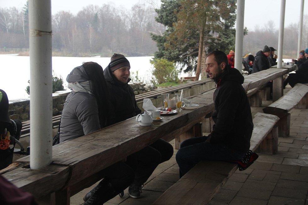 Zabijačkové hody v areálu restaurace Terasa na Poděbradech u Olomouce