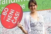 42.Jana Pelikánová, 21 let, studentka, Vyškov