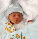 Roman Šulkovský, Olšany u Prostějova narozen 24. března, míra 48 cm, váha 2330 g