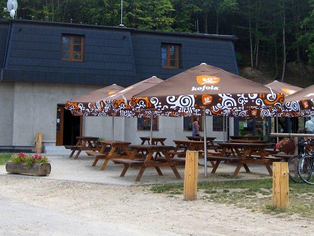 Restaurace Bludoveček, Bludov