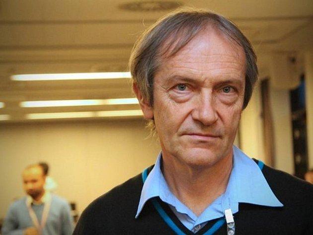 Vědec Jiří Bartek