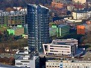 Výšková budova BEA centra v Olomouci