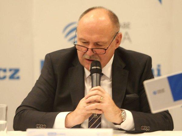 Diskuze s hejtmanem Olomouckého kraje Ladislavem Oklešťkem
