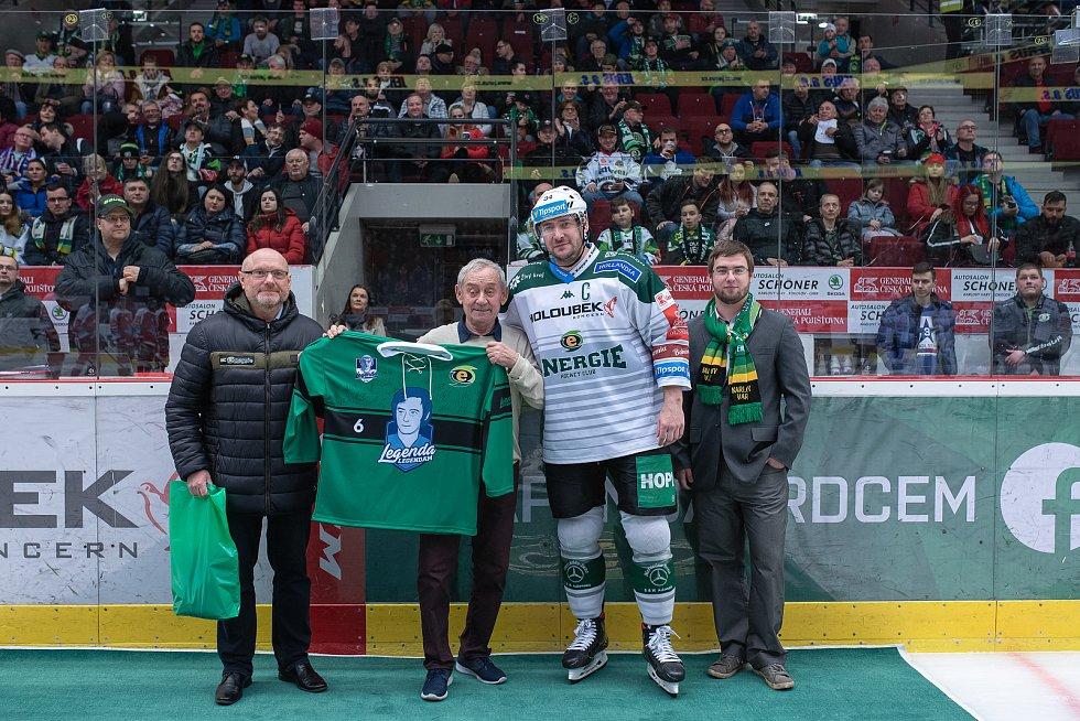 43. kolo hokejové Tipsport extraligy, HC Energie Karlovy Vary  - HC Olomouc