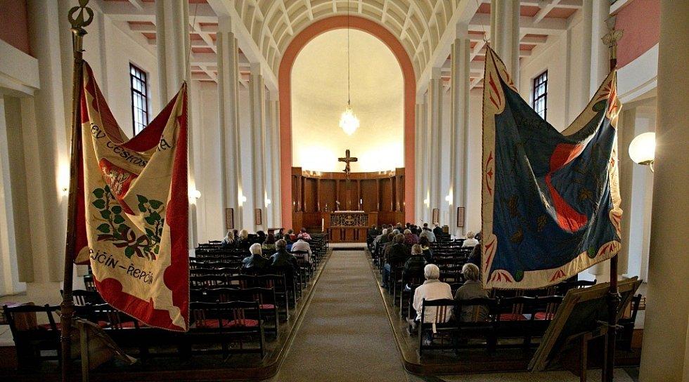 Noc kostelů v Husově sboru v Olomouci