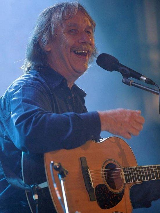 Jaromír Nohavica rozezpíval celou Zahradu
