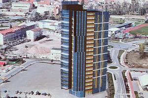 Investor zatím veřejnosti nepředstavil přepracovanou podobu výškové budovy Šantovka Tower. Kritici věžáku v blízkosti historického centra Olomouce pracují s touto podobou