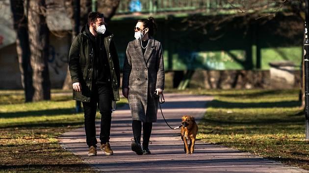 Počasí bylo v únoru na Vysočině jako na houpačce. Krásné teplé dny střídaly silné mrazy. Ilustrační foto