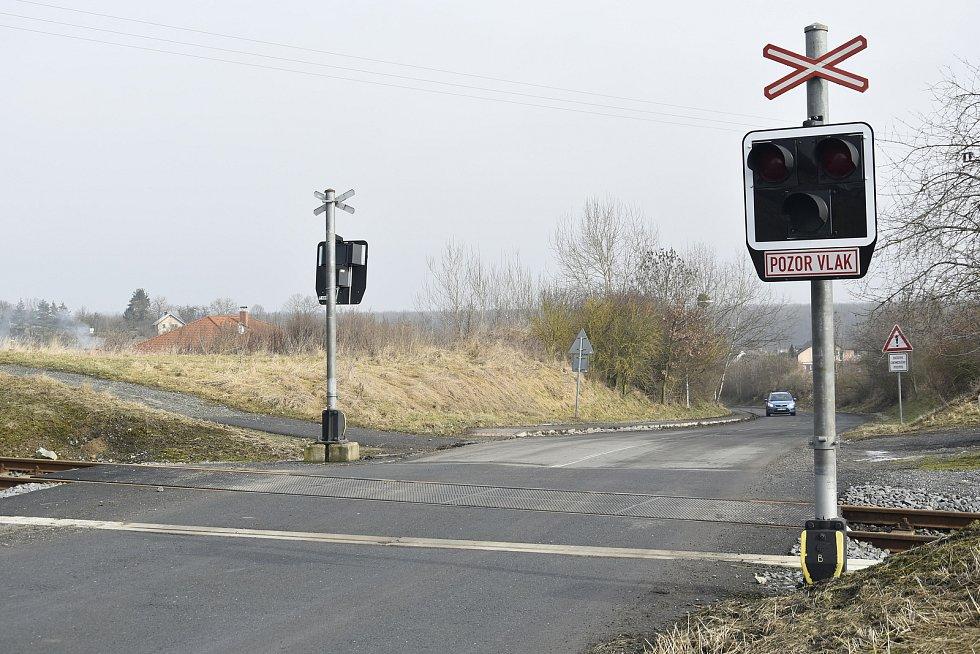 Příjezd do Mladče, řidiči musejí zpomalit na 30 km/h